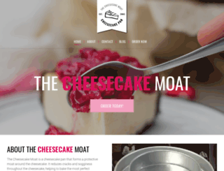 cheesecakemoat.com screenshot
