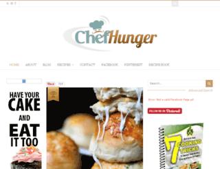 chefhunger.com screenshot