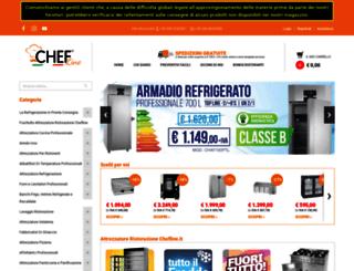 chefline.it screenshot