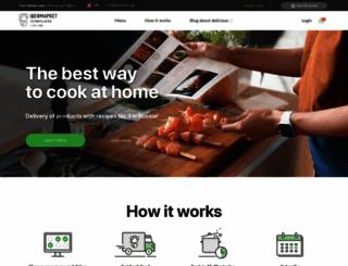 chefmarket.ru screenshot