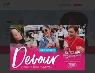 chefsforfarmers.com screenshot