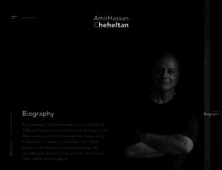 cheheltan.net screenshot