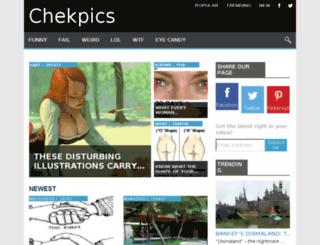 chekpics.com screenshot