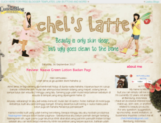 chelchellatte.blogspot.com screenshot