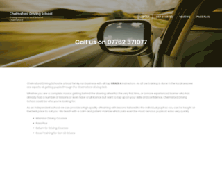 chelmsford-driving-school.com screenshot