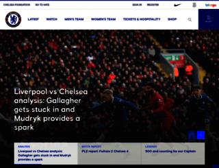 chelsea-fc.ru screenshot