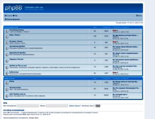 chelsea.com.ua screenshot