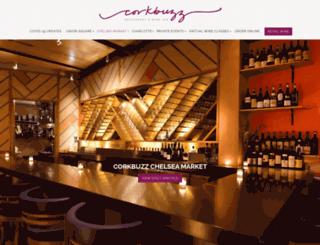 chelsea.corkbuzz.com screenshot