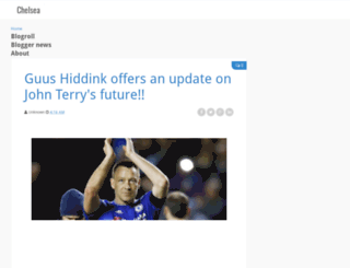 chelsea24news.blogspot.com screenshot
