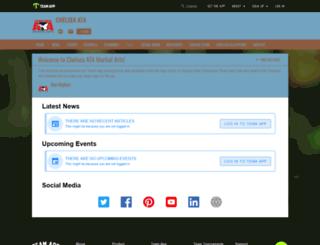 chelseaata.teamapp.com screenshot
