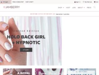 chelseesjamberry.jamberrynails.net screenshot