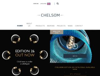 chelsom.wpengine.com screenshot