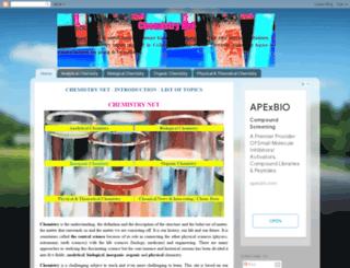 chem-net.blogspot.com screenshot