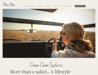 chemchemsafari.com screenshot