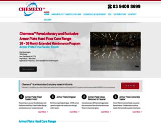 chemeco.com.au screenshot