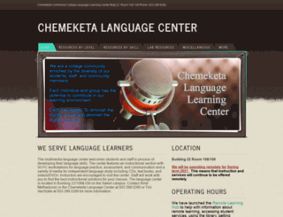 chemeketaesol.weebly.com screenshot