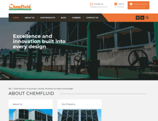 chemfluid.com screenshot