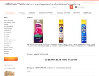 chemianiemiecka.com.pl screenshot