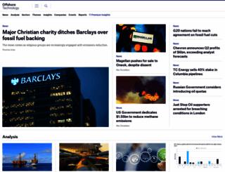 chemicals-technology.com screenshot
