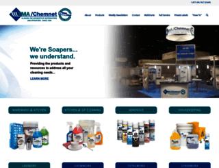 chemnet-systems.com screenshot