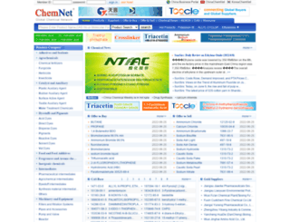 chemnet.com screenshot