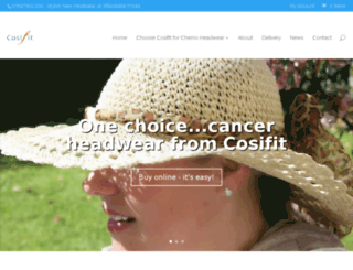 chemoheadscarves.com screenshot