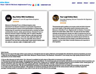 chemstore77.com screenshot