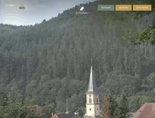 cheneaudiere.com screenshot
