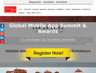 chennai2016.gmasa.org screenshot