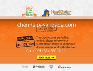 chennaipasangada.com screenshot