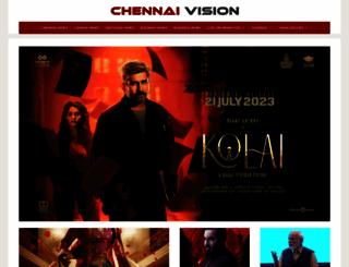 chennaivision.com screenshot