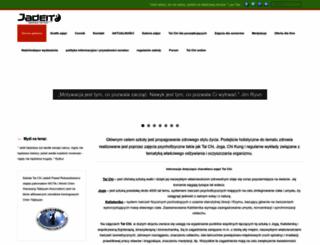 chentaichi.pl screenshot