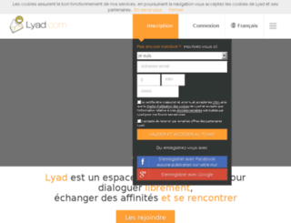 cher-rencontres.com screenshot