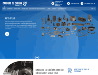 cheran.com screenshot