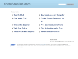 cherchaonline.com screenshot