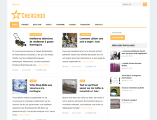 cherchoo.com screenshot