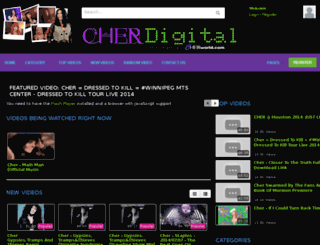 cherdigital.com screenshot