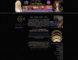 cherlasvegas.com screenshot