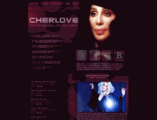 cherlove.net screenshot