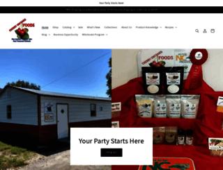 cherryorchardfoods.com screenshot
