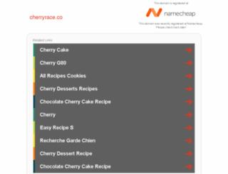 cherryrace.co screenshot