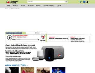 cherryradio.com.au screenshot