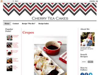 cherryteacakes.com screenshot