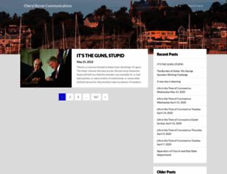 cherylbyrnecommunications.com screenshot