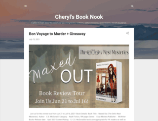 cherylsbooknook.blogspot.com screenshot