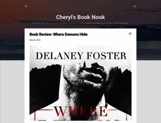 cherylsbooknook.blogspot.com screenshot