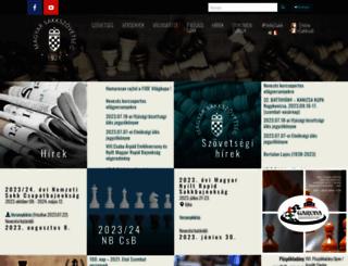 chess.hu screenshot