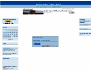 chess4u.forumotion.com screenshot