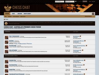 chesschat.org screenshot