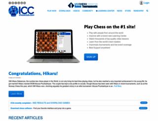 chessclub.com screenshot